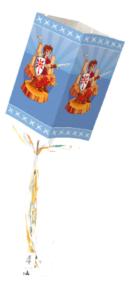 Piñata chevalier