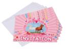 Invitations cheval